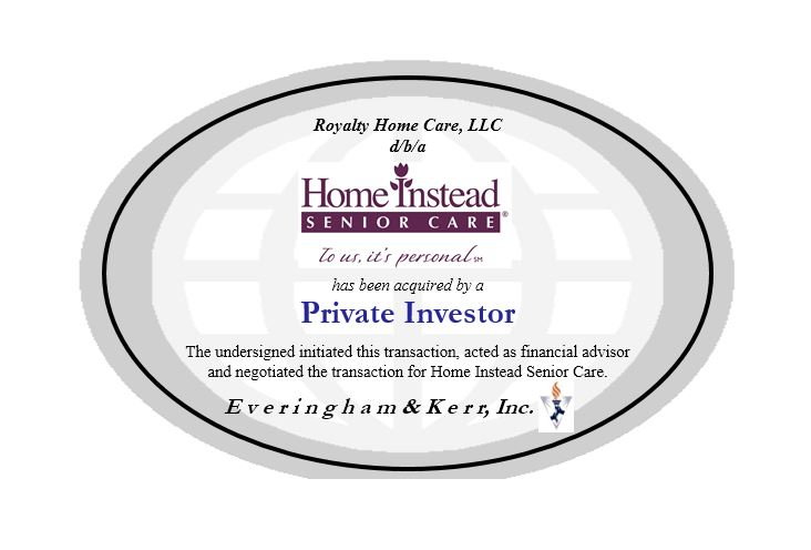 Recent Transactions - Everingham & Kerr